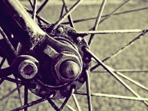 Selbstbewusstsein Kurs - Fahrradspeichen