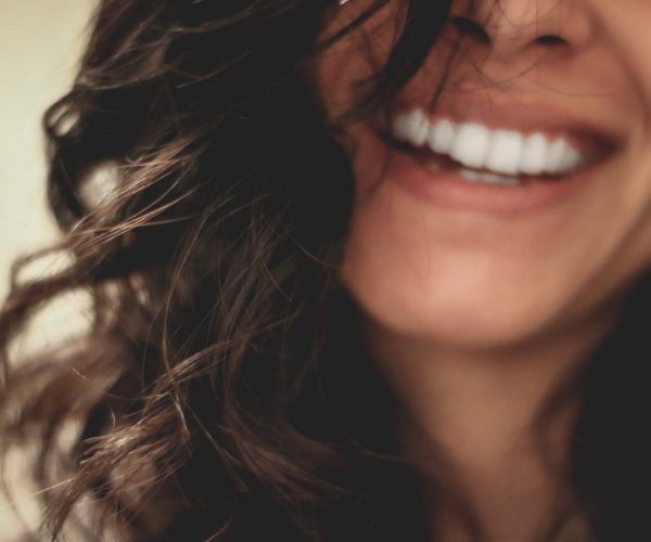Ex Freundin zurück - Lächeln