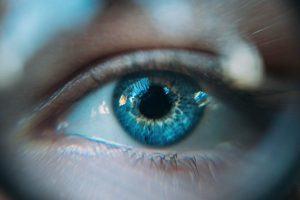 Was will ich wirklich - Auge und Iris