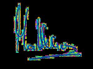 Lebensfreude wiederfinden - Unterschrift Matthias