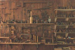 Wer bin ich wirklich? - Werkstatt mit vielen Werkzeugen